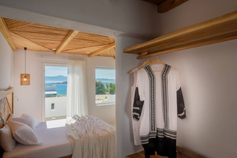 Deluxe Double room at Hotel Orkos Beach