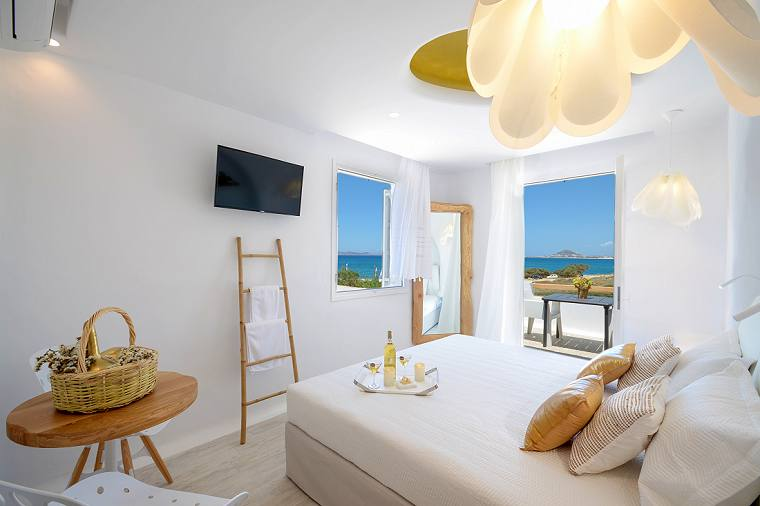 Sea View Suite at Hotel Orkos Beach